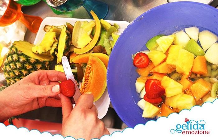 Gelida Emozione - Frutta