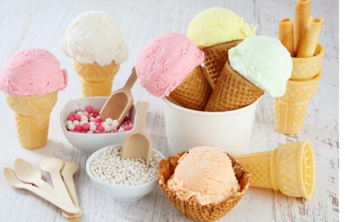 La scelta del gelato rivela la personalità