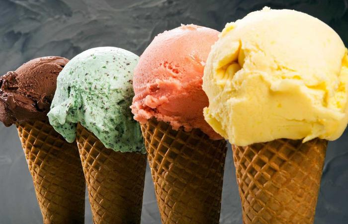 I gelati del 2019