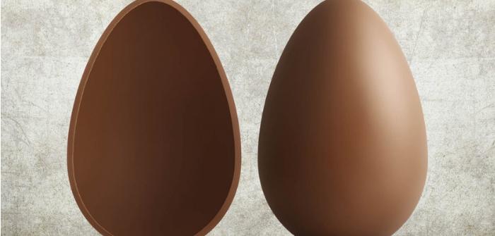 La Pasqua e il cioccolato
